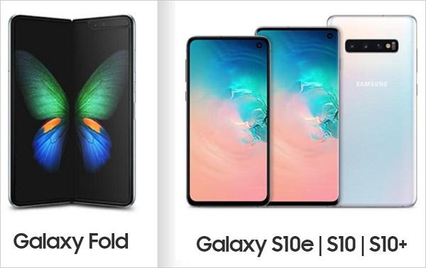 Samsung S10 Fold