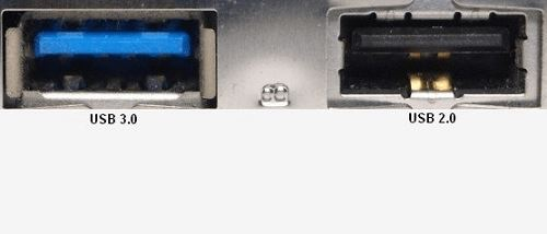 USB ポート 違い