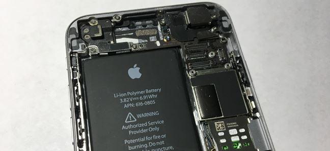 iPhone 電源つかない