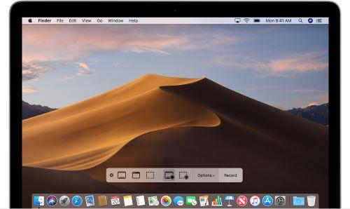 Mojave PC画面録画
