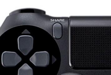 PS4 スクリーンショット 共有