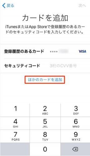 Apple Pay カード 安全性