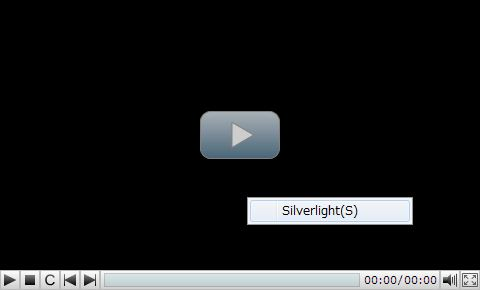 Amazon プライム ビデオ Silverlight