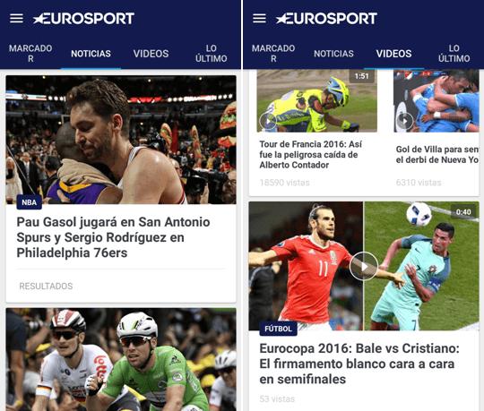 Eurospot (ユーロスポーツ)