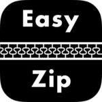 iPhone ZIP easyzip