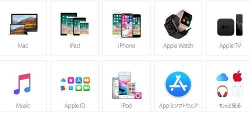 Apple ID パスワード 種類