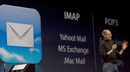 Gmailのプッシュ通知