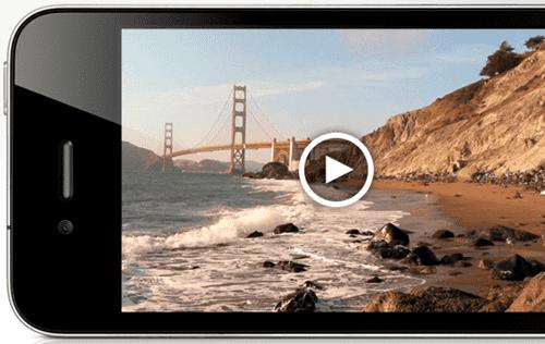 iPhoneで動画を再生できない