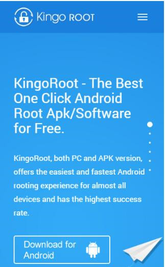 Kingo root(APK version)