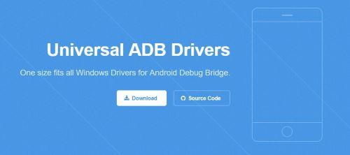 Universal Windows ADB Driver