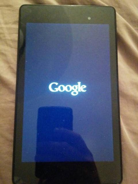 Nexus 7タブレット