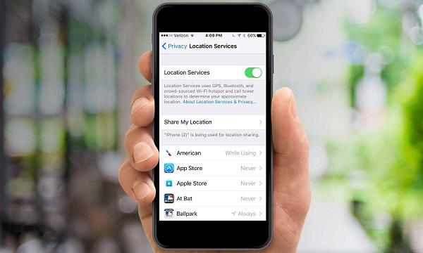 位置 情報 オフ iphone
